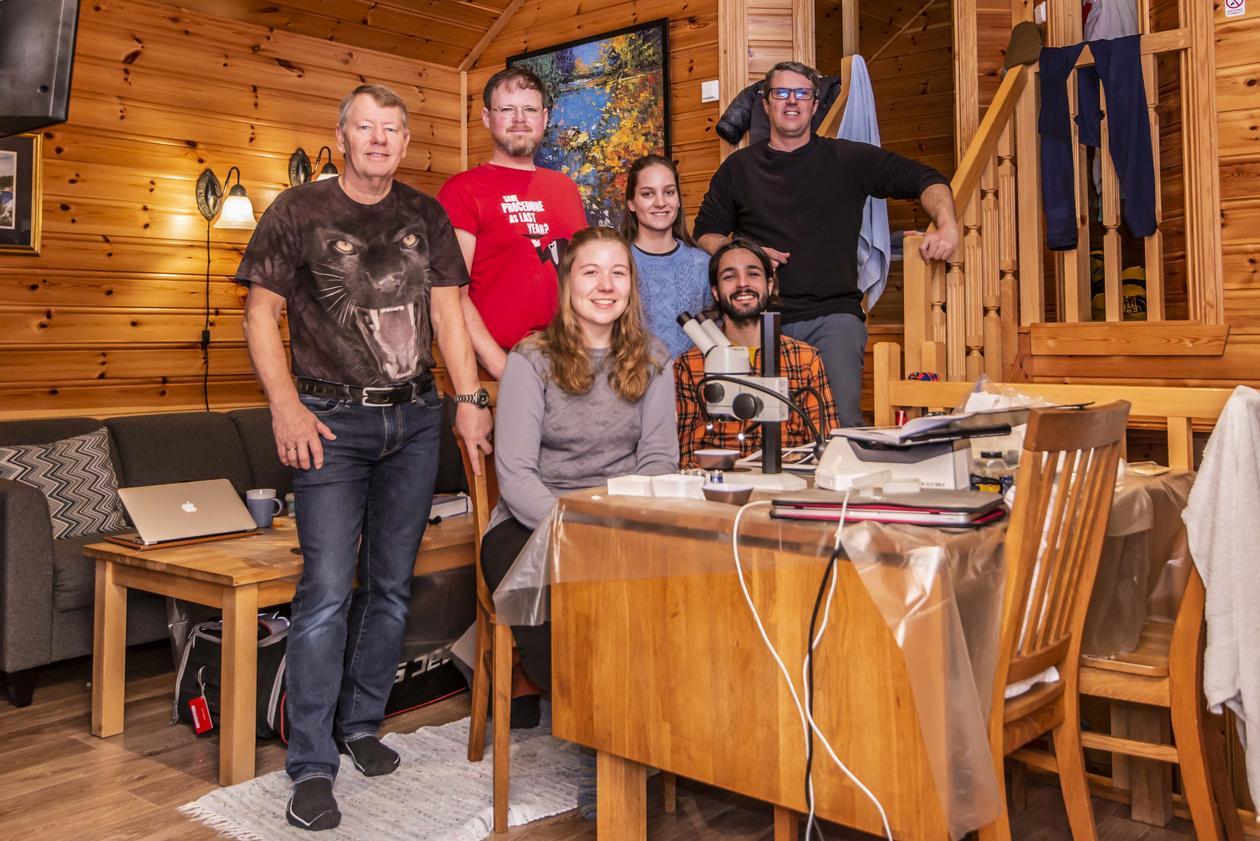 The research team Egersund 2019
