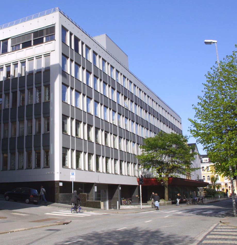 Bildet viser Nygårdsgaten 5