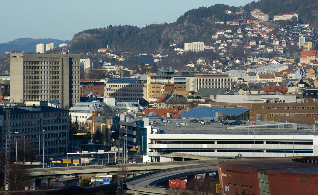Bergen City Mobility