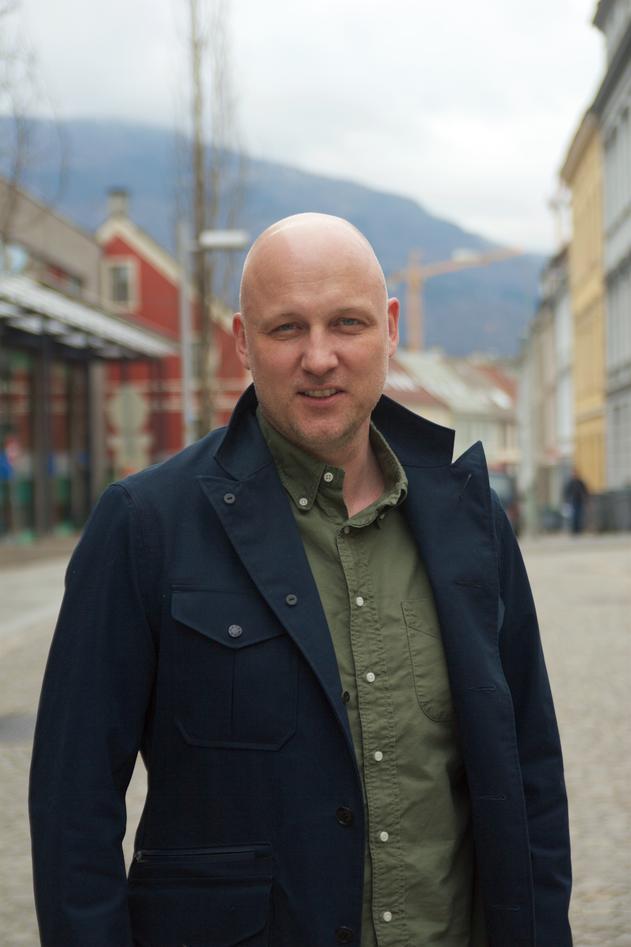 Portrait of Ole J. Mjøs