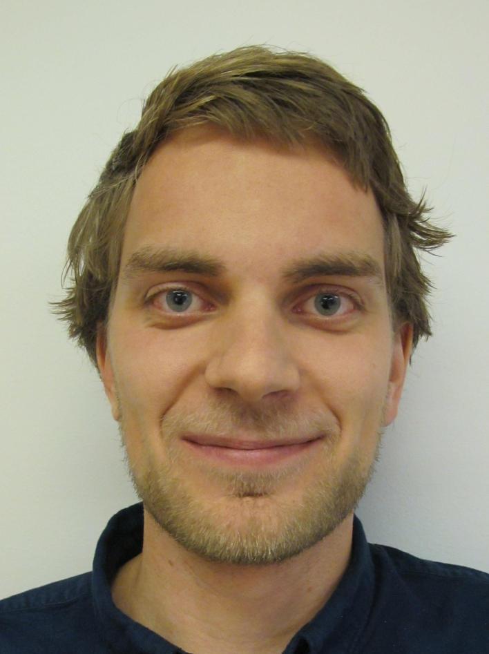 Portrait of Jan Roger Olsen