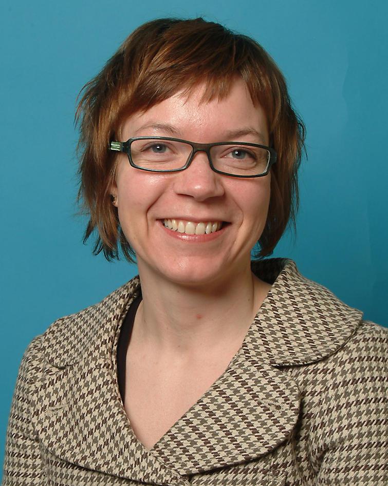 Portrait of Therese Bredholt Onyango.