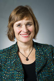 Professor Oddrun Samdal, viserektor for utdanning.