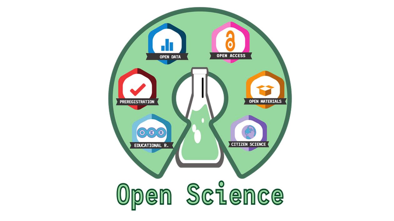 Open Science illustration