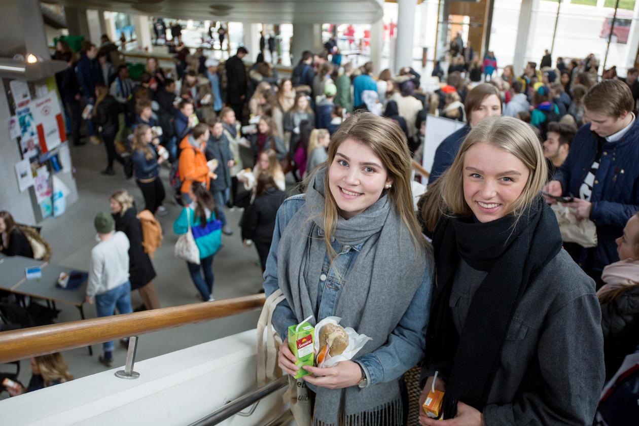 Bilde fra Åpen dag 2016