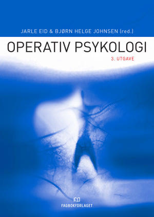 """Picture of the book """"operativ psykologi"""""""