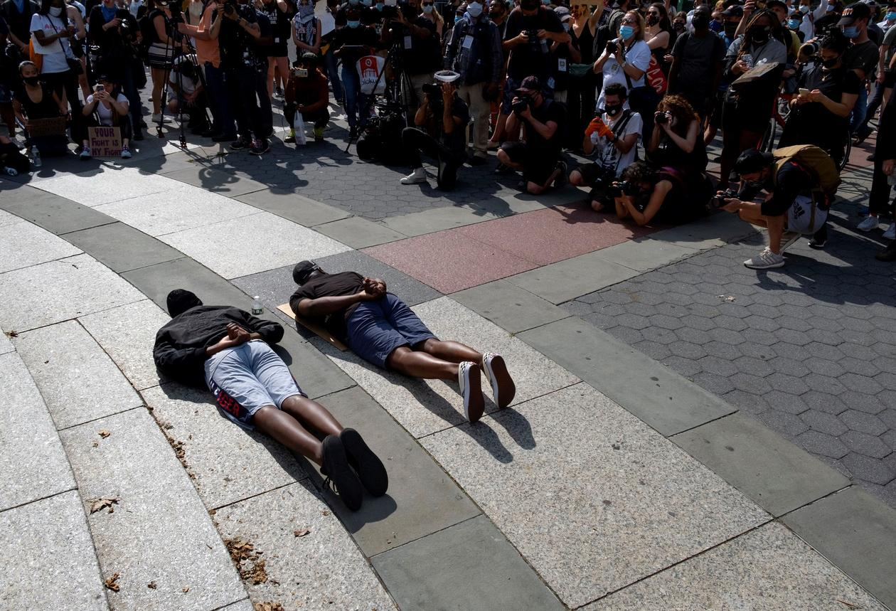 George Floyd demonstrasjonar i USA