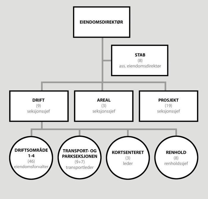 Organisasjonskart (EIA)