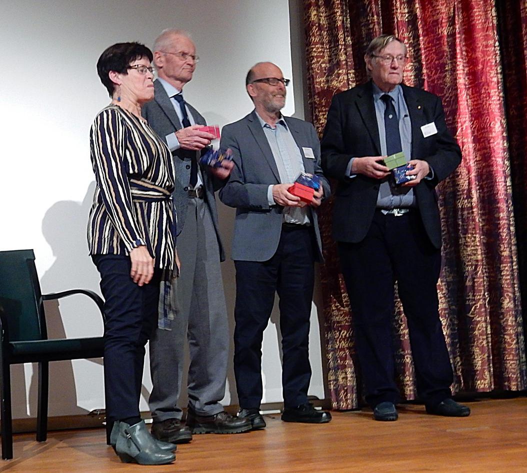 Marie-Jose Gaillard, Bjorn E Berglund, Kevin Edwards, and John Birks