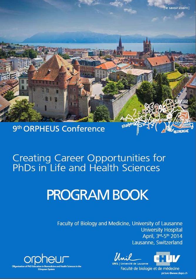 Program - 9. Orpheuskonferansen