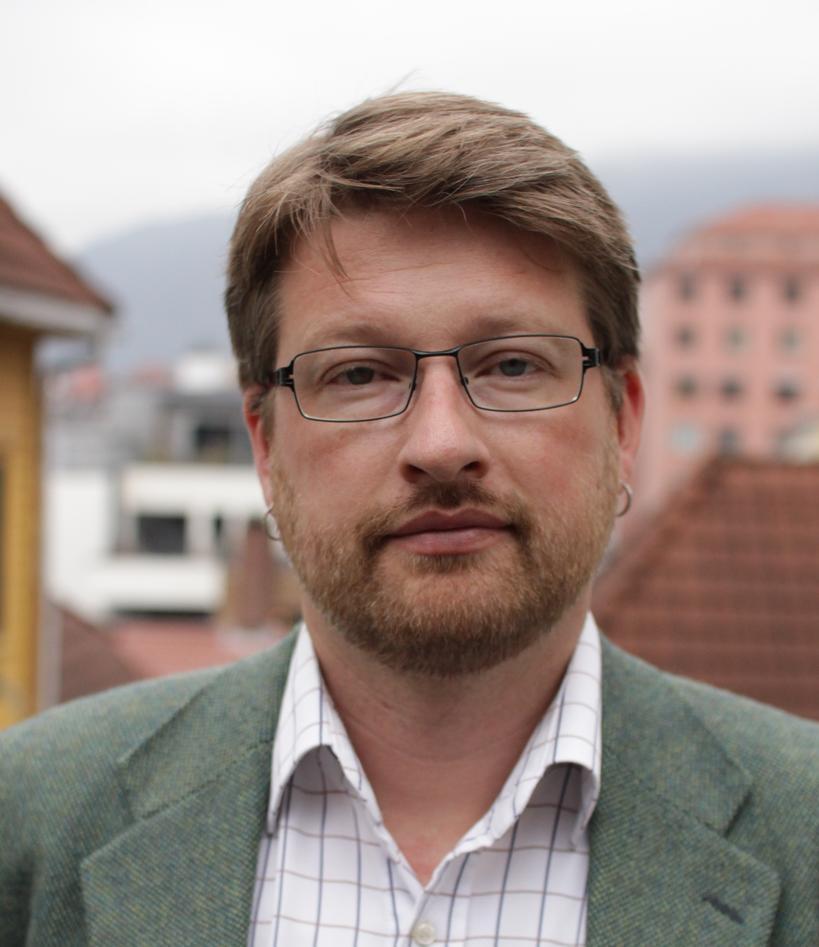 Professor Jørn Øyrehagen Sunde, Faculty of Law, University of Bergen.