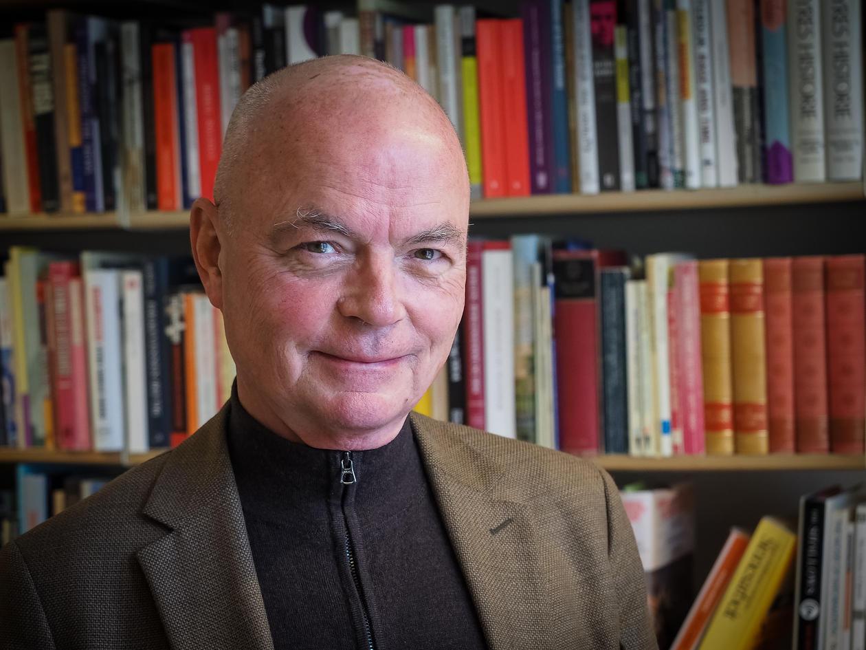 Anders Johansen portrett