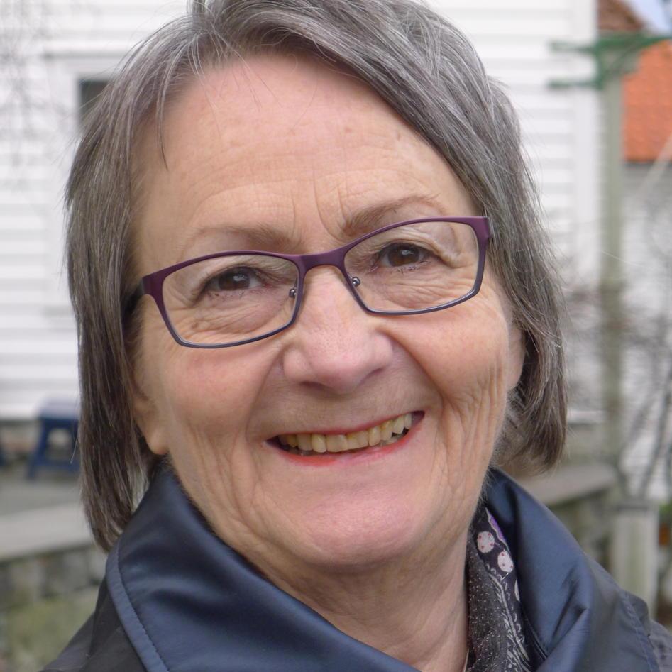 Wigdis Espeland, ethnologist emerita, Department of Archaeology, History, Cultural Studies and Religion, University of Bergen.