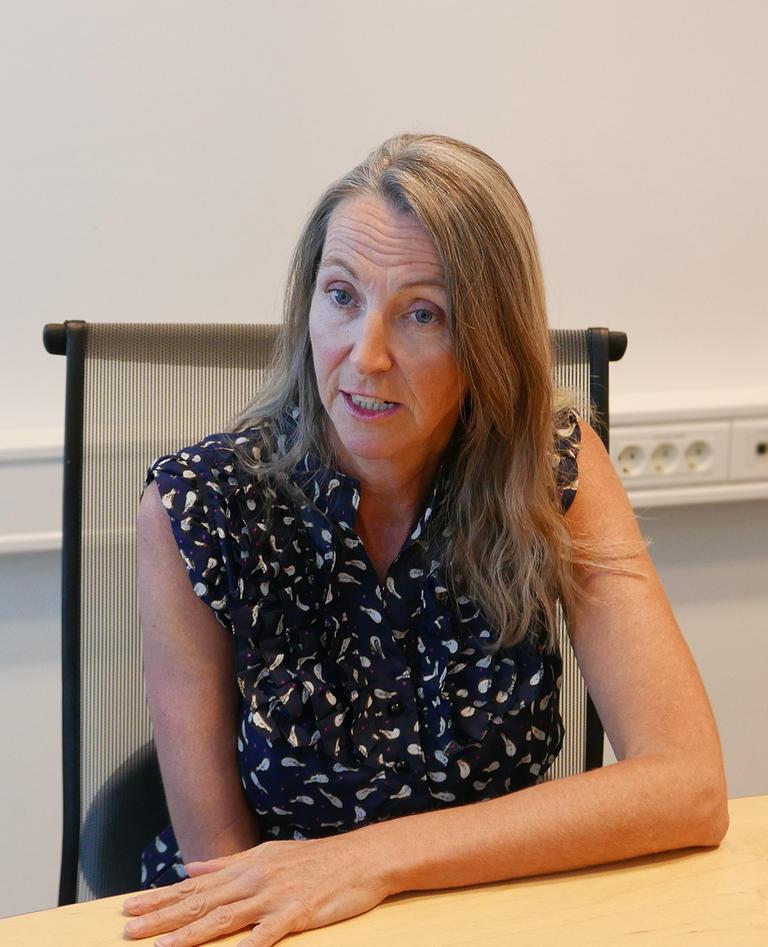 Laurie Blair