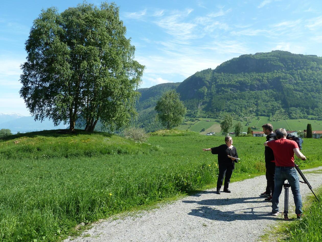 Formidling av kulturminner i Vik kommune