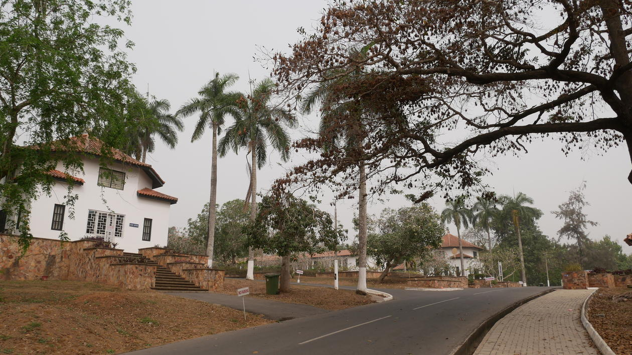 University of Ghana campus