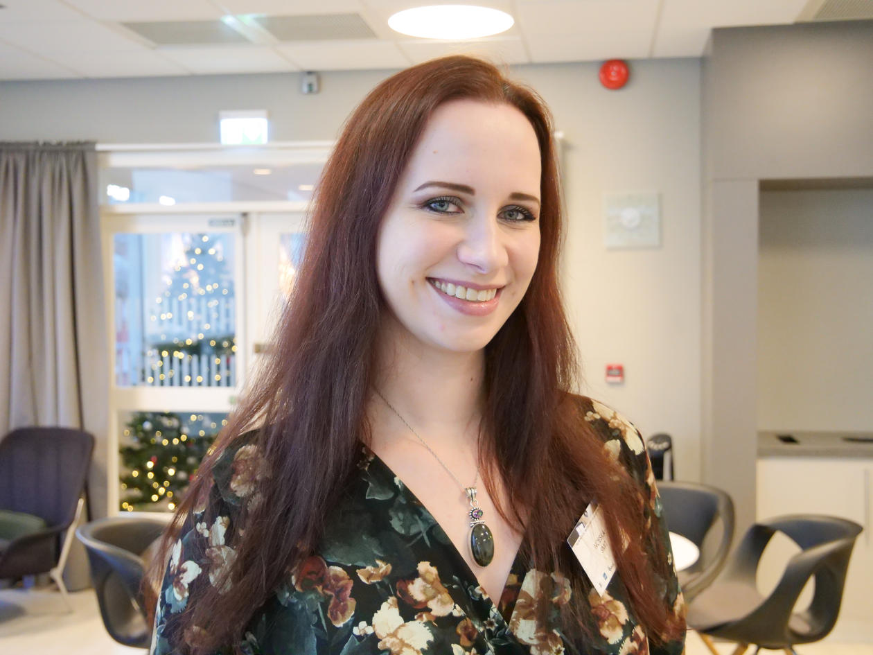 Noeska Smit Associate Professor, Medical Visualization
