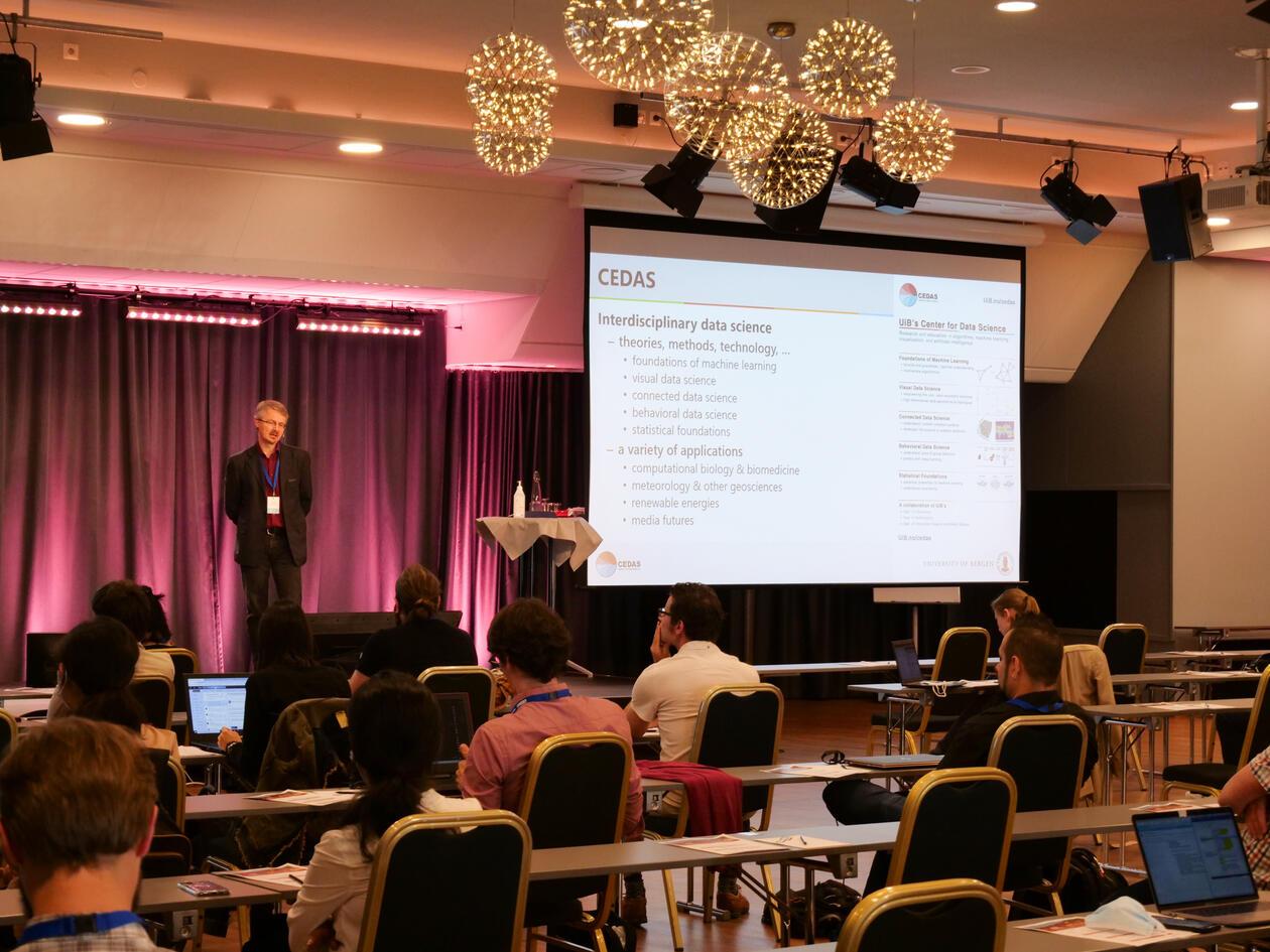CEDAS conference