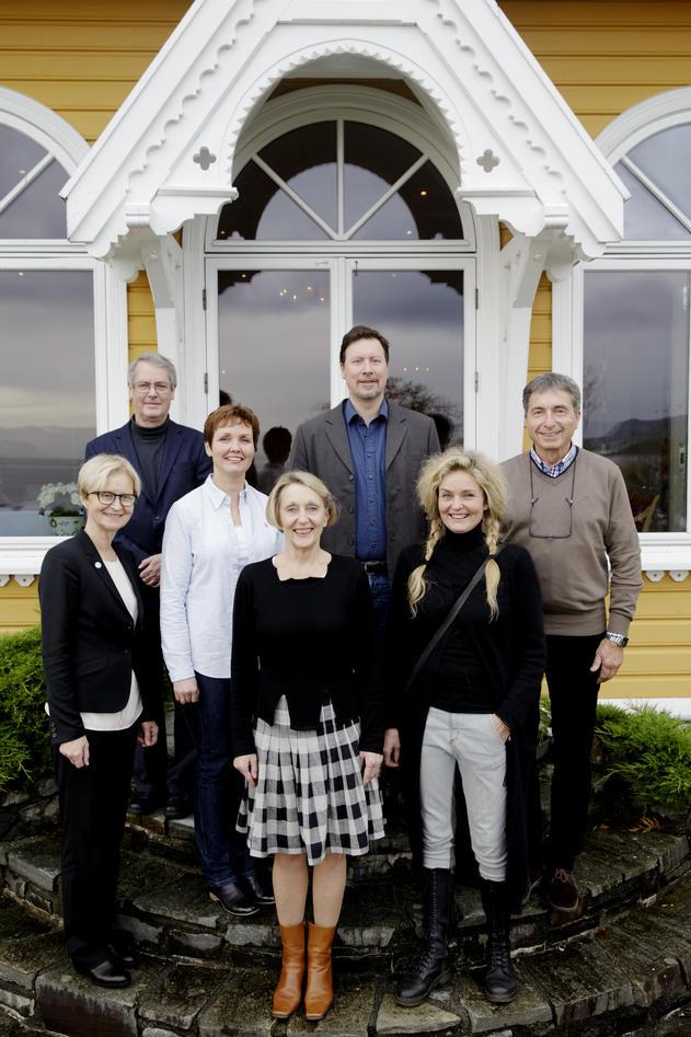 Styringsgruppe 2014-2015