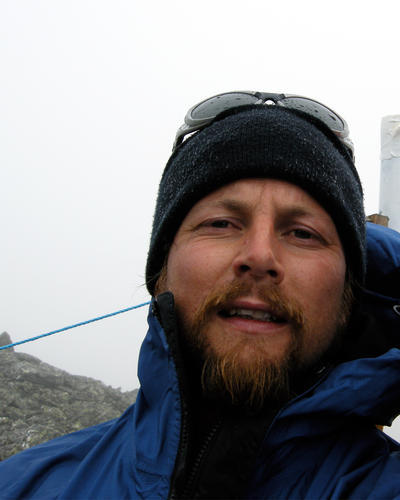 Øyvind Paasche, project manager of Bergen Marine Research Cluster