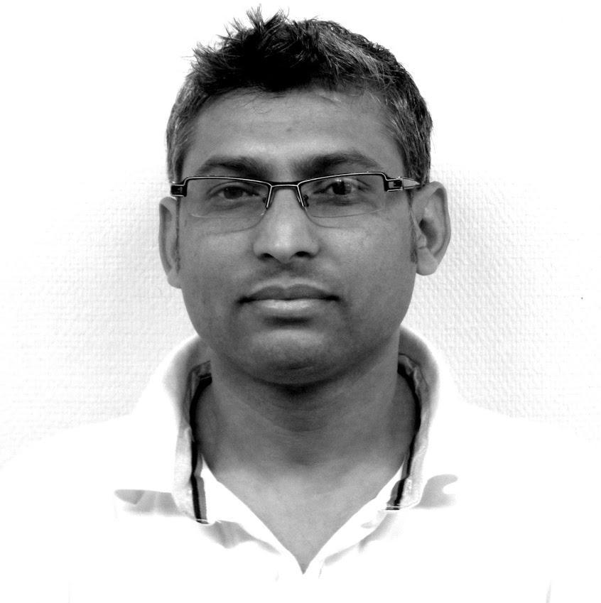 Portrait of Himalaya Parajuli.