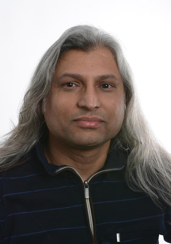 Portrett av Himalaya Parajuli