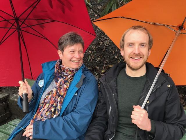 Gisela Böhm og Rouven