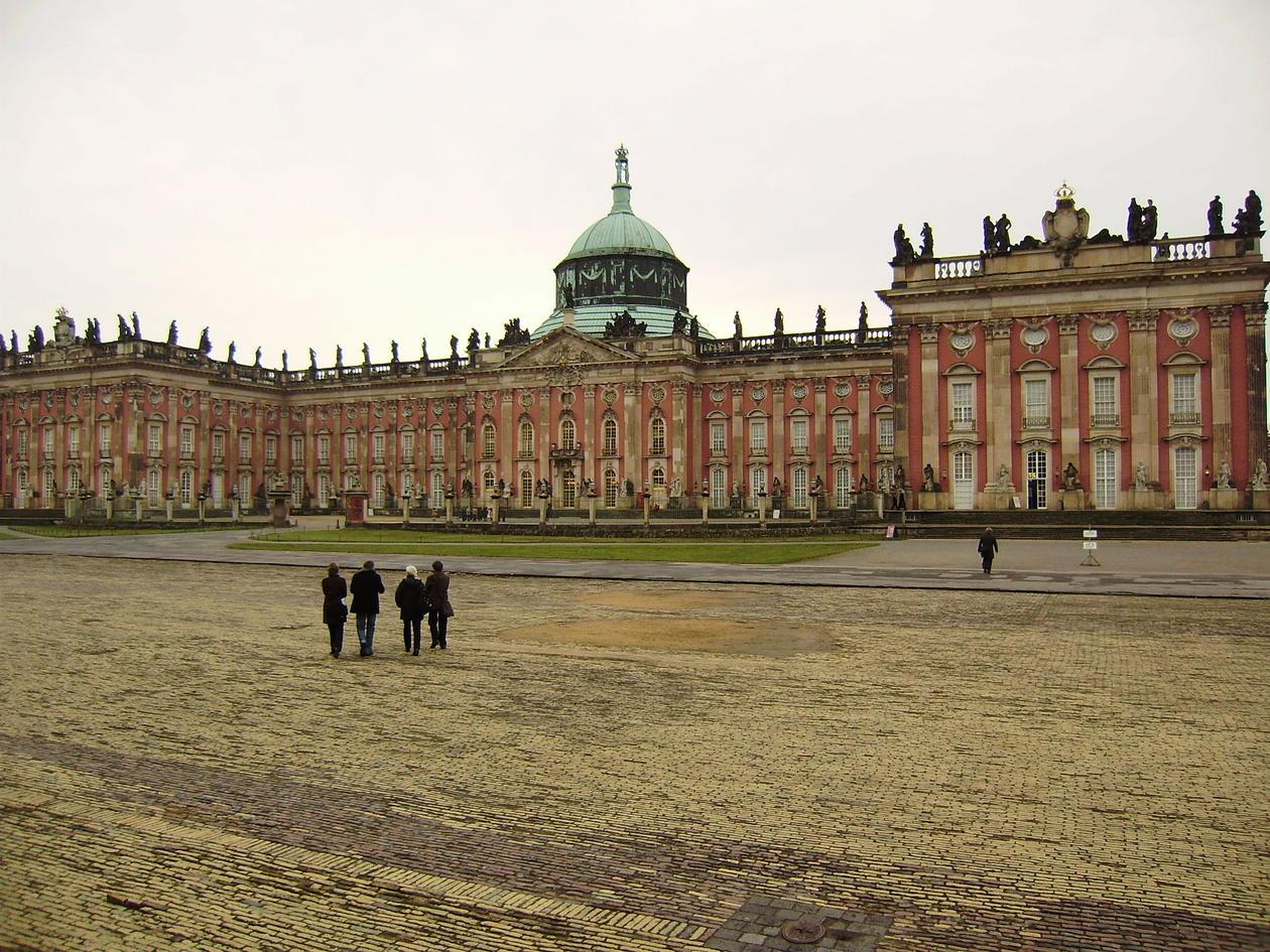 Universitat Potsdam, Tyskland