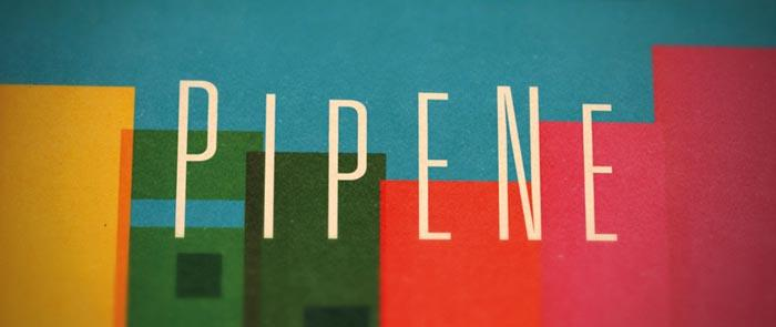 title screen from The Pipes