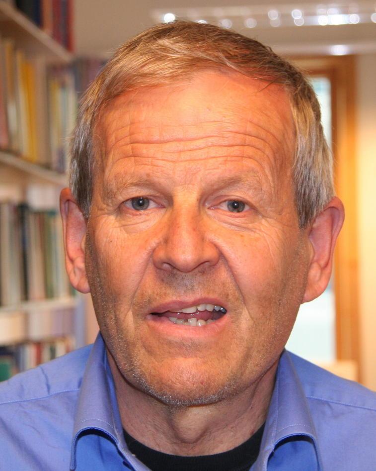 Instituttleder Petter E. Bjørstad leder instituttrådet