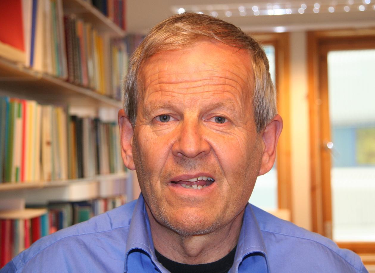 Petter E. Bjørstad, instituttleiar
