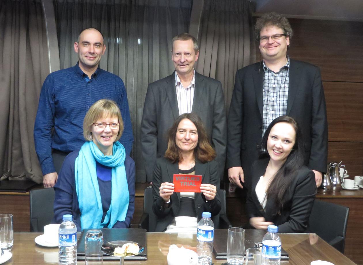 Virtues meeting in Istanbul