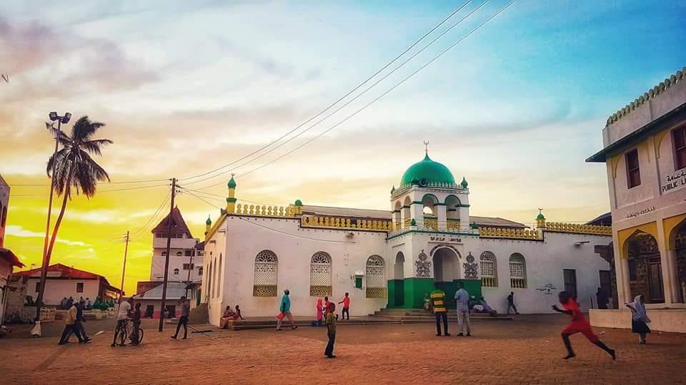 Photo of Riyadha Mosque, Lamu