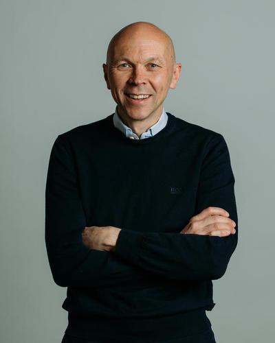 Tore Burheim, IT-direktør ved UiB
