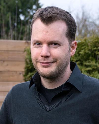 Picture of Arjan Wardekker