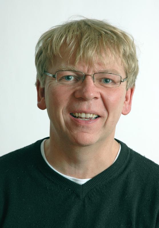 Portrait of Hans-Petter Isaksen