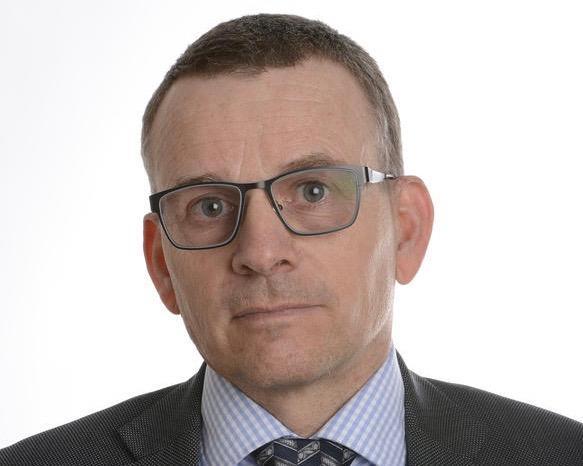 Helge K. Dahle, dekan ved Det matematisk-naturvitenskapelige fakultet.