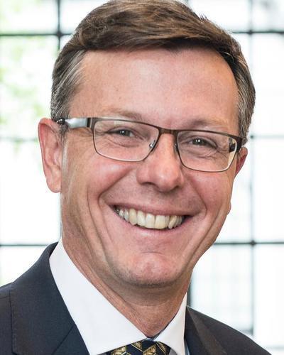 Dag Rune Olsen, rektor ved UiB.
