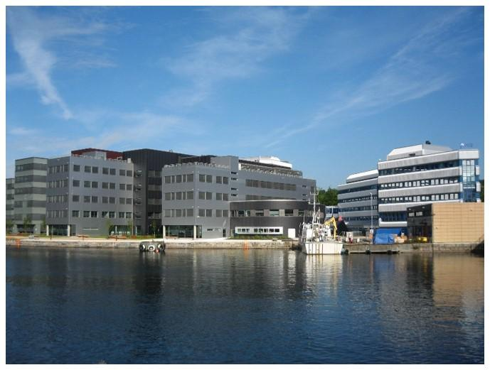 Department of Biological Sciences at Marineholmen