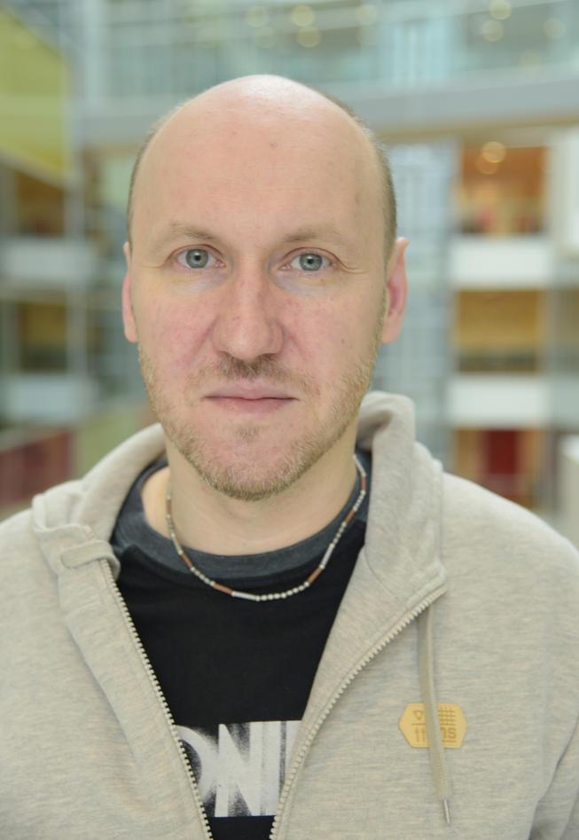 Piotr Myde portrett