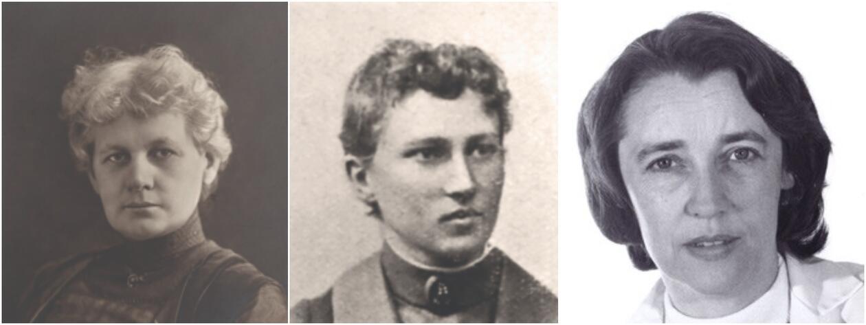 Kvinnelige pionerer i medisinhistorien