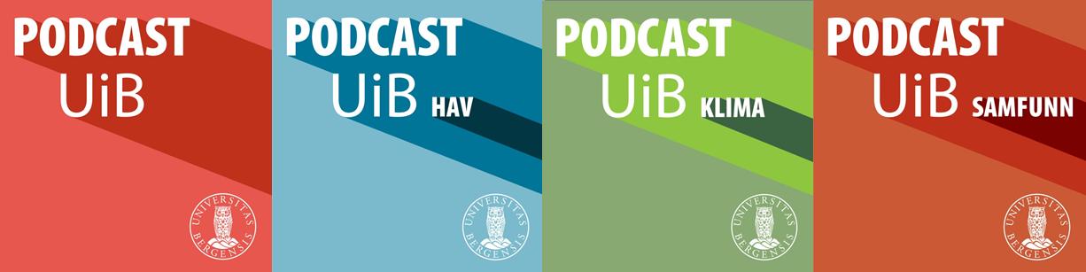 Podcast UiB-merker