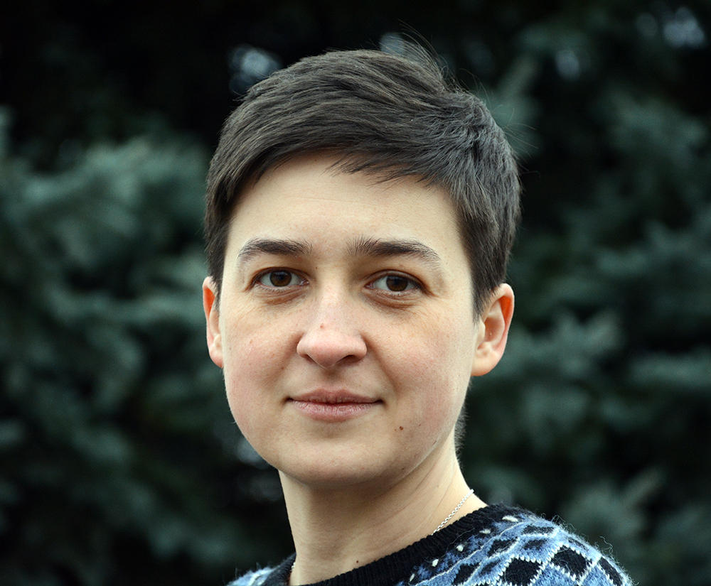 Portrait of Anna Szolucha
