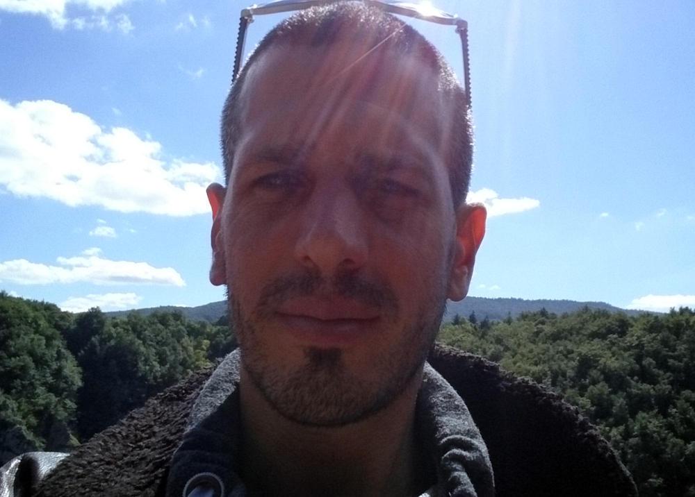 Portrait of Matan Ilan Shapiro