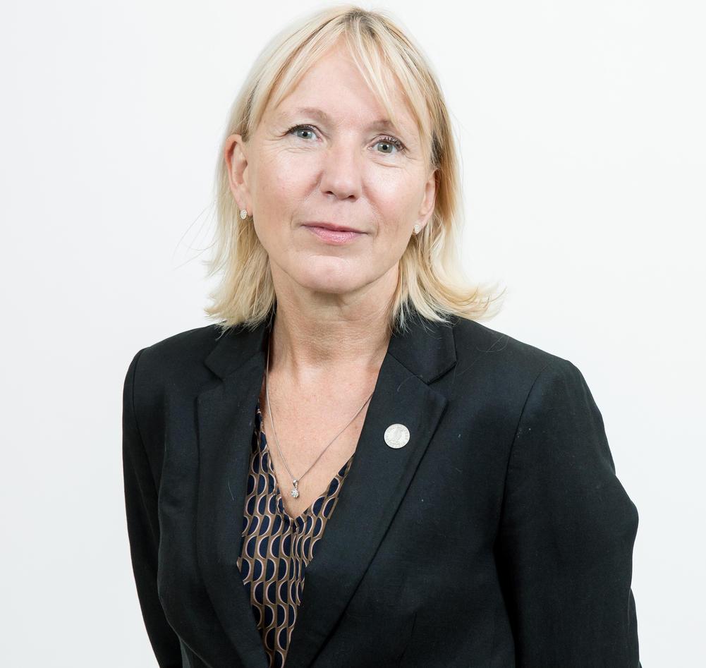 Prorektor Margareth Hagen