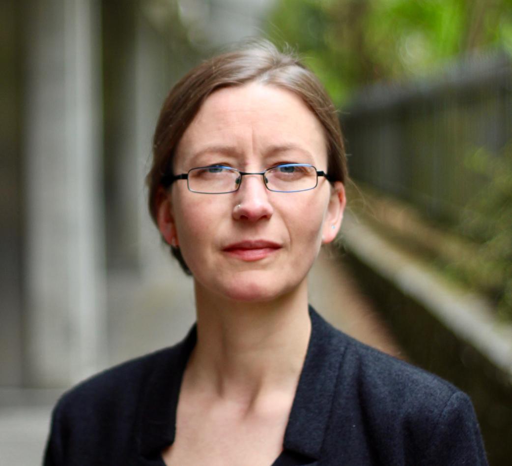 Henriette Linge, førsteamanuensis, Institutt for geovitenskap