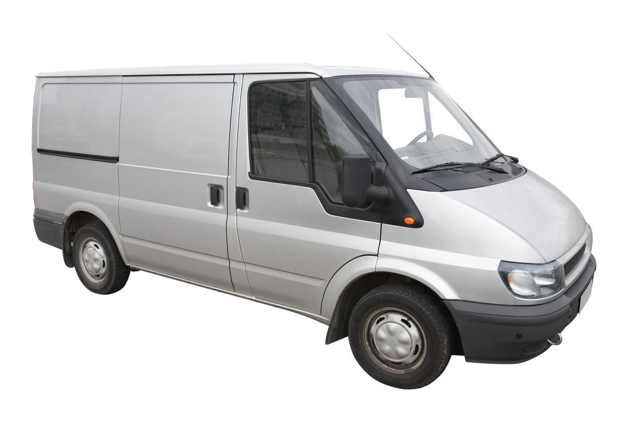 Illustration image of a van