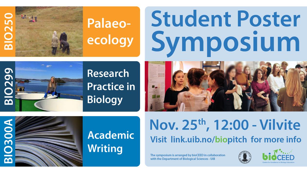 student poster symposium H21