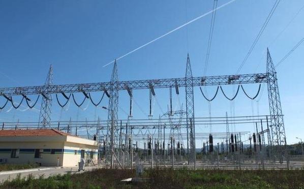 Strømledninger i Tyrkia