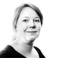 Bachelorstudent Helle Karina Johansen
